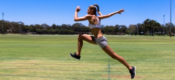 AMANDA BISK - RUNNING 2