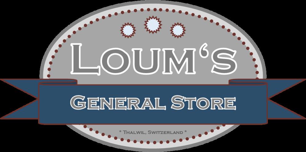 LOUM'S GENERAL STORE - LOGO